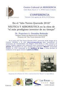E-160805 - Cartel Torres Quevedo - Ateneo Castro Urdiales 4
