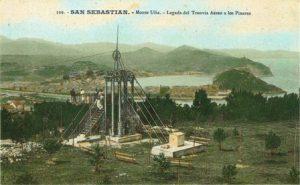 E-160805 - Torres Quevedo FONICULAR SAN SEBASTIAN