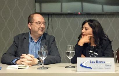 """Pedro Ugarte presenta en Castro Urdiales """"Nuestra historia"""", su último libro de relatos"""