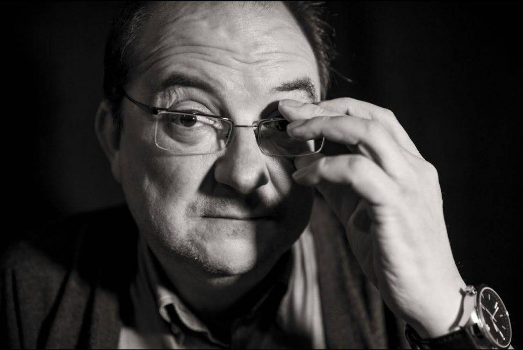 Pedro Ugarte (Foto de Lisbeth Salas)