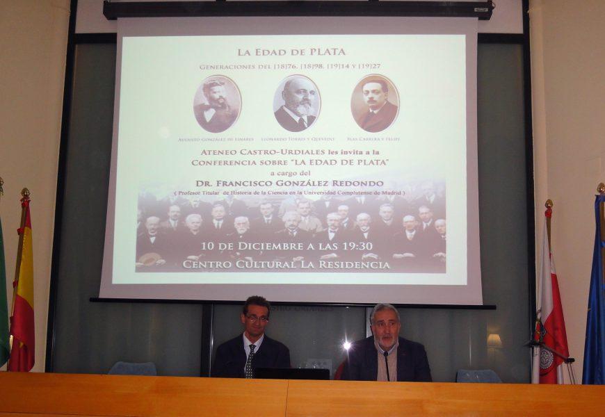 «La Edad de Plata» – Una Conferencia muy recomendable