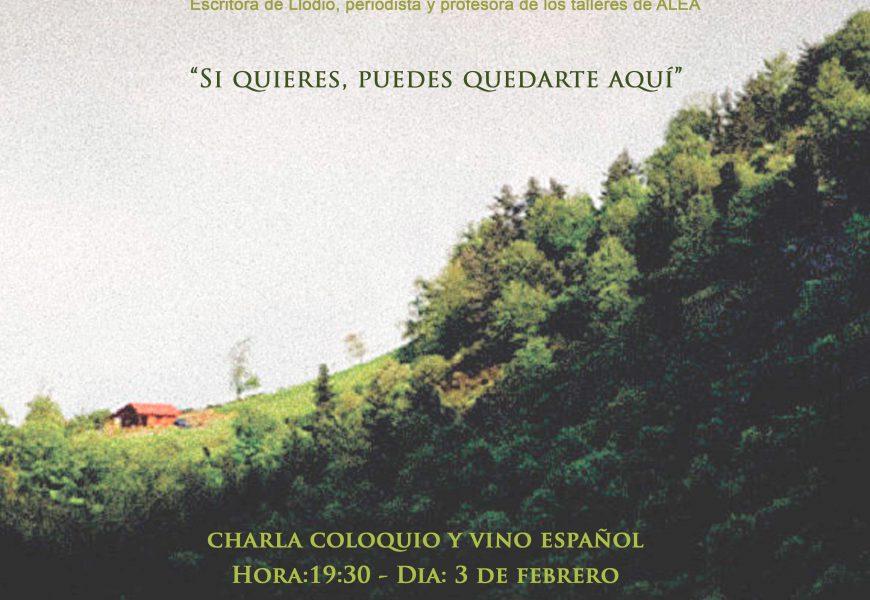 """Txani Rodríguez – """"Si quieres, puedes quedarte aqui"""""""