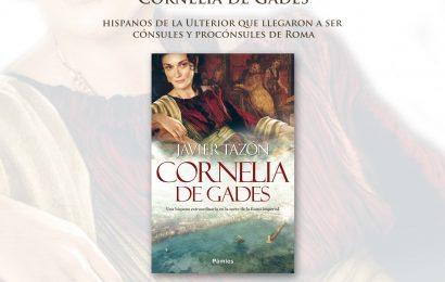 Javier Tazón – «Cornelia de Gades»