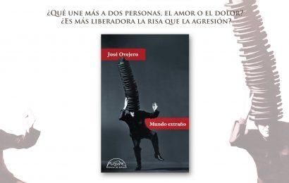 """José Ovejero presenta en el Ateneo Castro-Urdiales su último libro: """"MUNDO EXTRAÑO"""""""