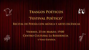 Trasgos Poéticos - Recital de Poesía con música y artes escénicas @ Centro Cultural LA RESIDENCIA | Castro Urdiales | Cantabria | España