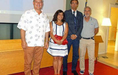 """El Ateneo Castro-Urdiales acogió el pasado viernes, la conferencia """"Altamira es nombre de mujer. Matemática en la Prehistoria"""""""